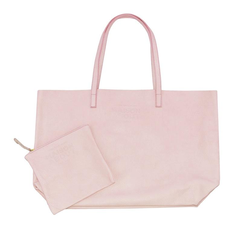 shopper rosa