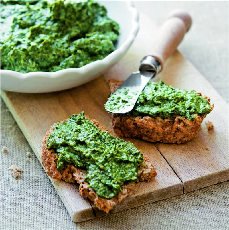 antipasti-pate-di-spinaci-e-asparagi