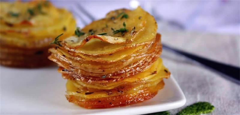 cupkake patate