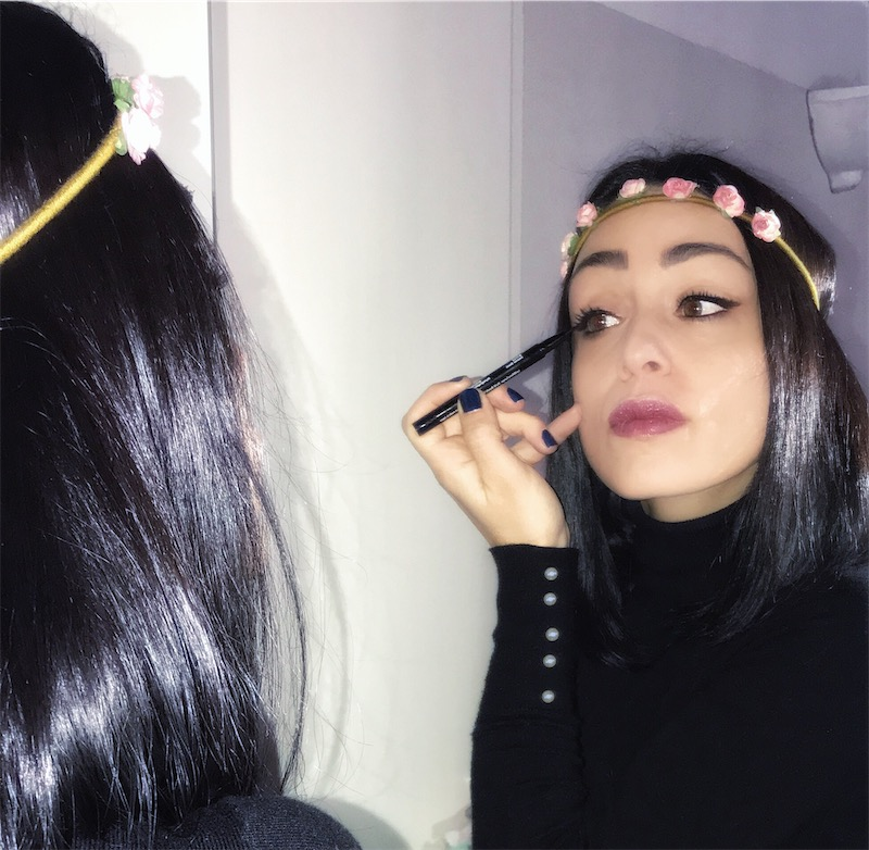 un eyeliner da sogno
