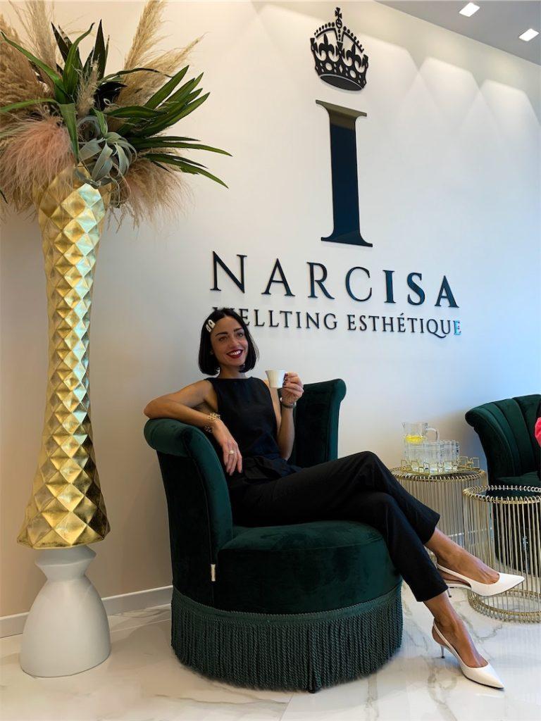 Narcisa Wellting Esthétique estetica