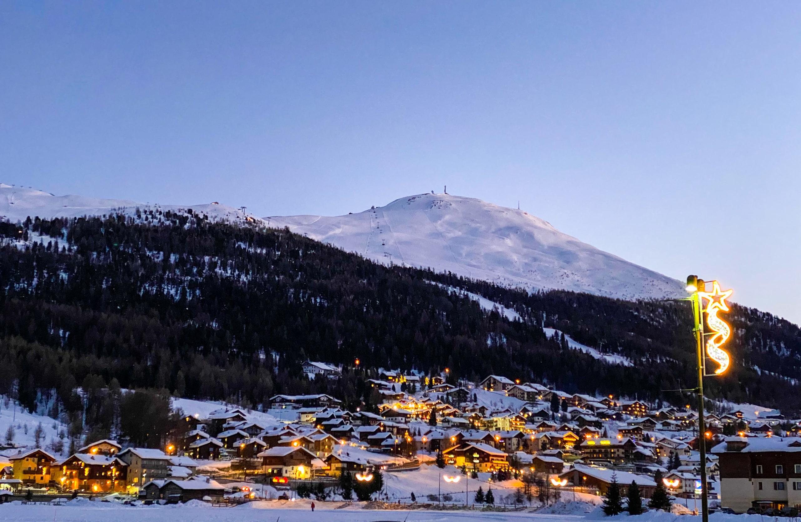 Livigno ! Sciare e non solo al confine con la Svizzera