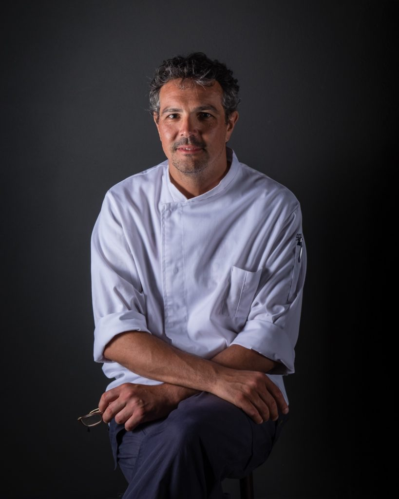 chef Fabio Barbaglini